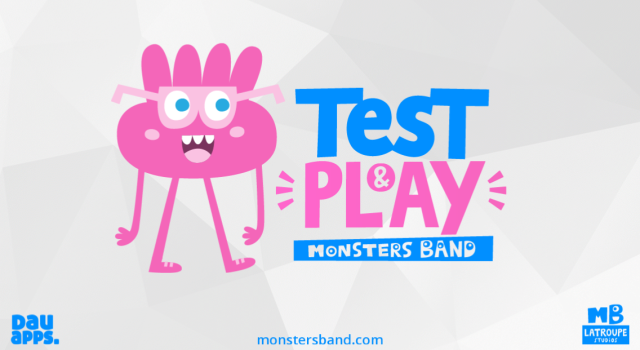 Test and Play – app infantil